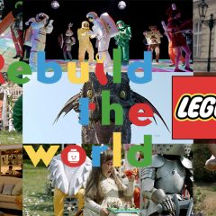 New LEGO Rebuild The World Campaign Launched