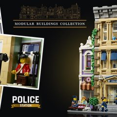 Introducing The LEGO Modular Buildings Collection Police Station