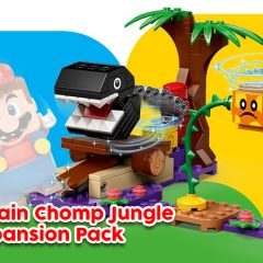 71381: Chain Chomp Jungle Encounter Set Review