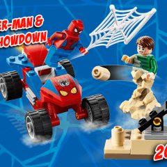 76172: Spider-Man & Sandman Showdown Review