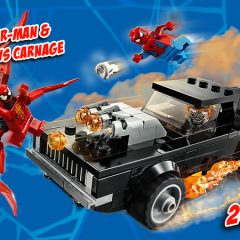 76173: Spider-Man & Ghost Rider Vs Carnage Review