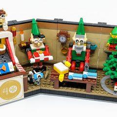 Click & Snap: LEGO 2020 Holiday Gift