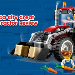 60287: LEGO City Tractor Set Review