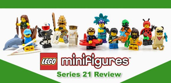 LEGO Minifigures Series 21 Review