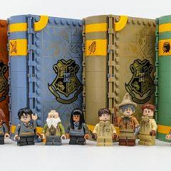 LEGO Harry Potter Hogwarts Moment Minifigures