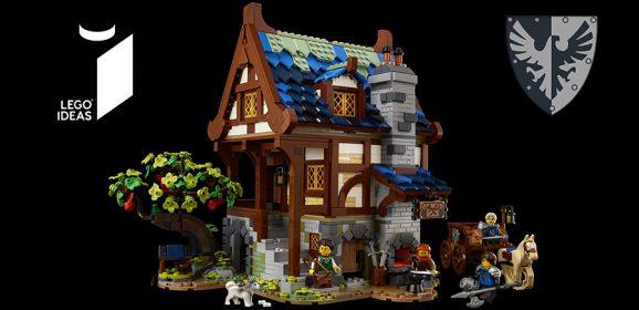 Introducing The LEGO Ideas Medieval Blacksmith
