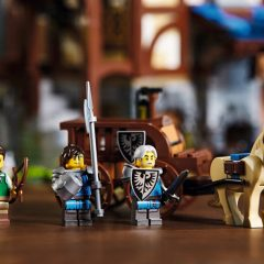 By The Brick LEGO Ideas Medieval Blacksmith