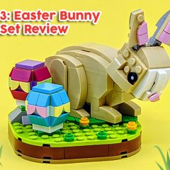 40463: LEGO Easter Bunny Set Review
