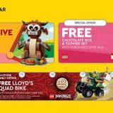 February LEGO Promotions Revealed