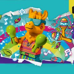 LEGO Fights FOMO With VIDIYO Vibes Campaign