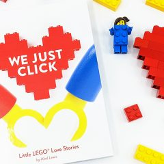 LEGO We Just Click Book Review