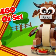40417: Year of the Ox LEGO GWP Review