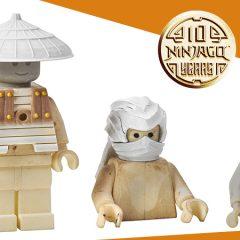 NINJAGO At 10: LEGO Product Prototypes