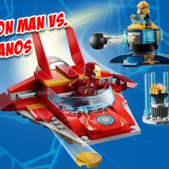 76170: Iron Man Vs. Thanos Set Review
