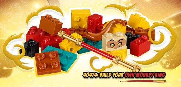 40474: Build Your Own Monkey King Polybag Review