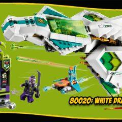 80020: White Dragon Horse Jet Set Review