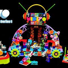 LEGO VIDIYO Bandmates Series 1 Minifigures Review