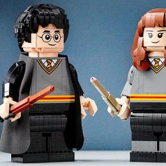 From Mini To Massive – Buildable LEGO Minifigures