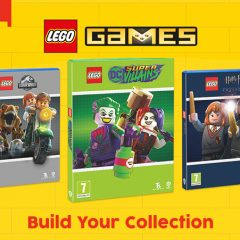 The LEGO Games Collection Gets A Fresh New Look