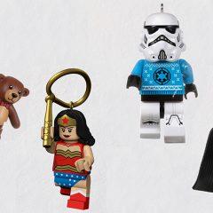 NEW 2021 Hallmark LEGO Keepsakes Revealed