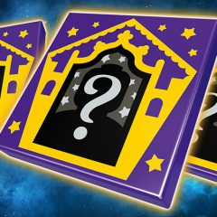 Collect Wizard Cards With New LEGO Harry Potter Sets