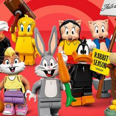 LEGO Minifigures Looney Tunes Pre-order Offer