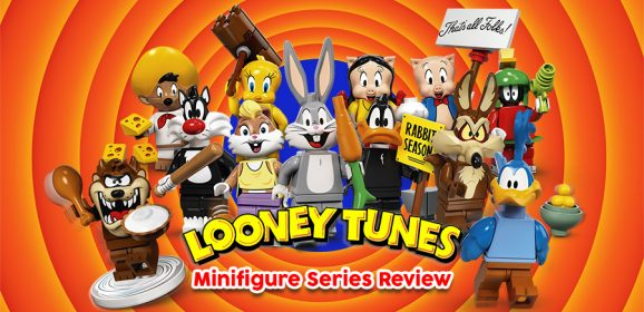 71030: LEGO Minifigures Looney Tunes Series Review