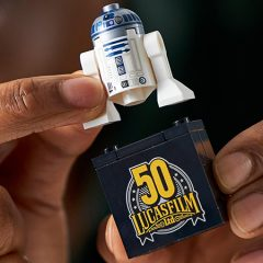 LEGO Star Wars Joins In On Lucasfilm Celebrations