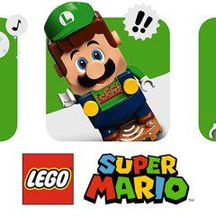 Mario Bros. Unite As LEGO Luigi Is Revealed