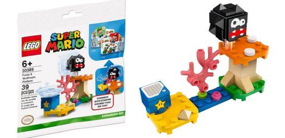 New LEGO Super Mario Polybag Revealed