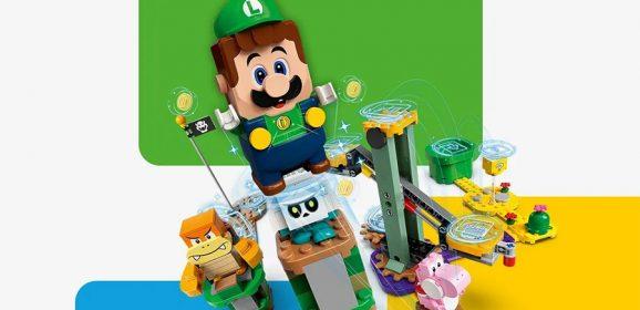 Pre-order LEGO Adventures With Luigi Set Now