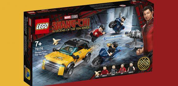 LEGO Marvel Shang-Chi Set Officially Revealed