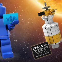 LEGO VIP Ulysses Probe Set (Kinda) Now Available