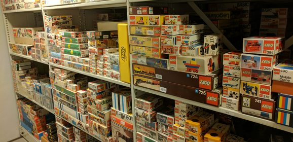 Inside The LEGO Vault & Idea House Revisited