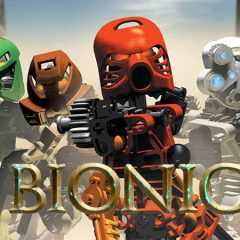 LEGO Bits N' Bricks – The Bionicle Saga