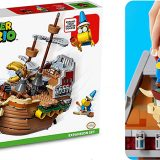Pre-order LEGO Super Mario Bowser's Airship Now
