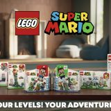 New LEGO Mario Sets Available From Jadlam Toys
