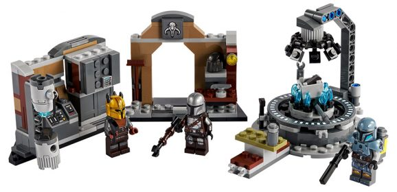 The Armorer's Mandalorian Forge Officially Revealed