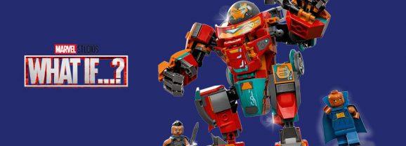 76194: Tony Stark's Sakaarian Iron Man Set Review