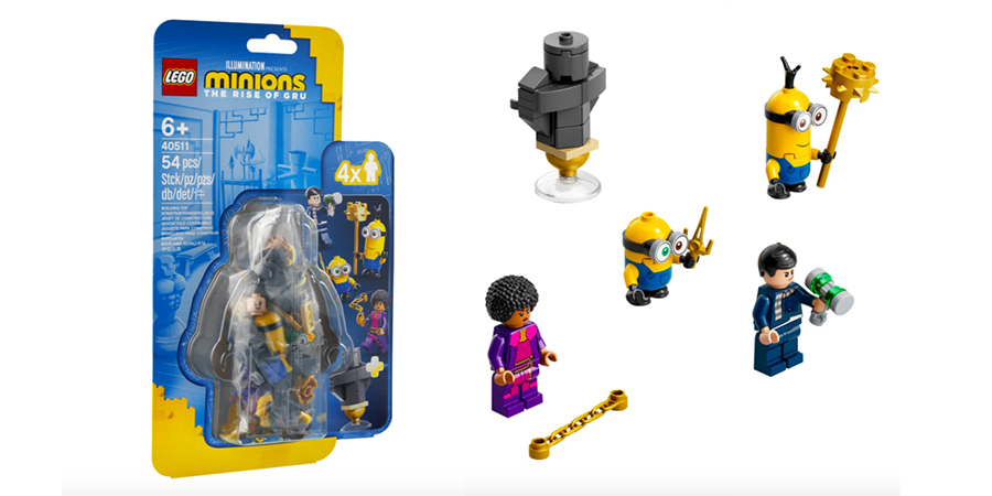 New LEGO Sets & Promotions Now On
