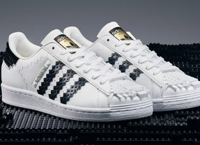 Adidas Superstar X LEGO Trainers Now Available