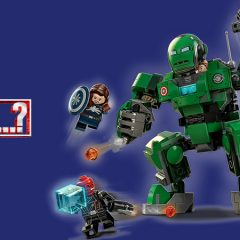 76201: Captain Carter & The Hydra Stomper Set Review