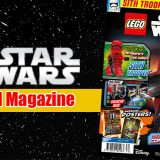 LEGO Star Wars Magazine Issue 74 Preview