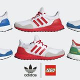Adidas Ultraboost LEGO Colors Range Now Available