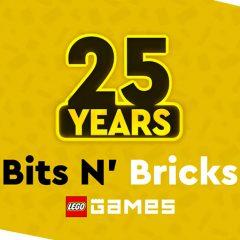 LEGO Bits N' Bricks & The Knights of NEXO