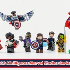 71031: LEGO Minifigures Marvel Studio Series Review