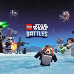 LEGO Bits N' Bricks – LEGO Star Wars Battles