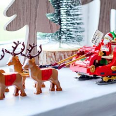 LEGO Santa's Sleigh Pricing & Release Details