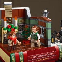 LEGO Charles Dickens Tribute Sets Makes A Comeback