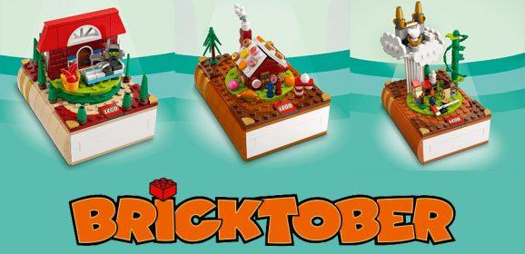 LEGO Bricktober 2021 Official Set Images